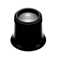 定形外可 時計工具 最安値挑戦 時計見 時計用 ルーペ 70%OFFアウトレット 池田レンズ 23mm 5倍 キズミ 7220
