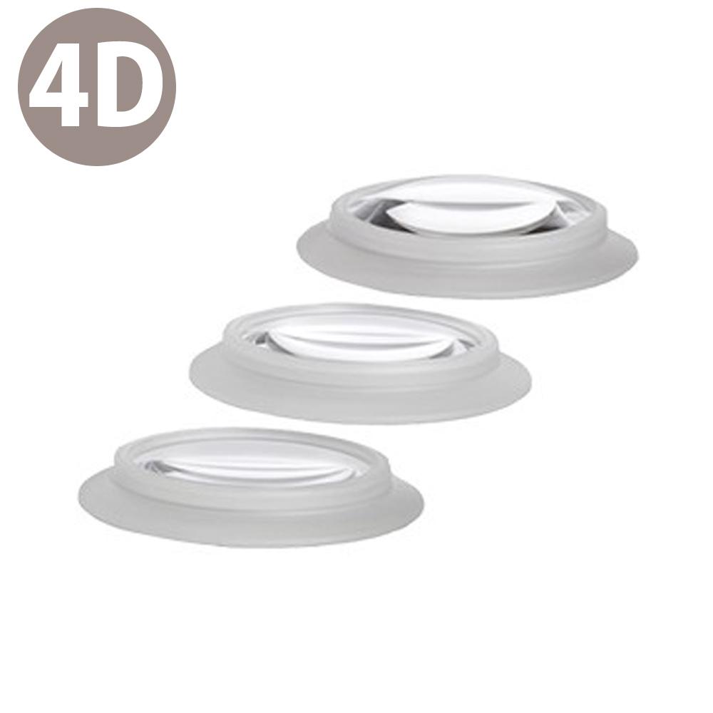補助レンズ LUXO-PUL 4D オーツカ光学 ルーペ 拡大鏡 ライト付き 虫眼鏡 虫めがね 工具 検品