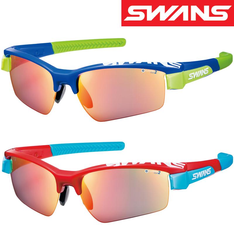 【20日限定クーポン配布中】[限定モデル]スポーツサングラス FZ LION SIN 撥水ミラーレンズ FZ-LI SIN-4001 UV 紫外線カット サングラス メンズ おすすめ 人気 SWANS スワンズ