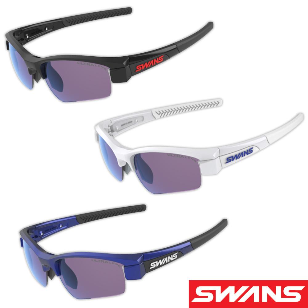 【お買い物マラソン クーポン配布中】サングラス 偏光 ウルトラレンズ 両面マルチ ドライブ 釣り ゴルフ スポーツ メンズ レディース LION SIN Compact フレーム+L-LI SIN-C-0170 PROSK おすすめ 人気 SWANS スワンズ