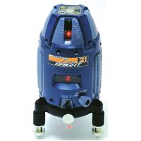 レーザー墨出し器 小型 レーザーロボファイン 77465 Fine 21BRIGHT シンワ測定 レーザー 墨出し器 光学機器 建築 土木 測量 測定器 測量用品