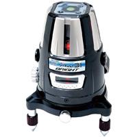 レーザー墨出し器 レーザーロボ Neo 31 BRIGHT 縦・横・大矩・地墨 77360 レーザー 墨出し器 光学機器 建築 土木 測量 測定器 測量用品 シンワ測定