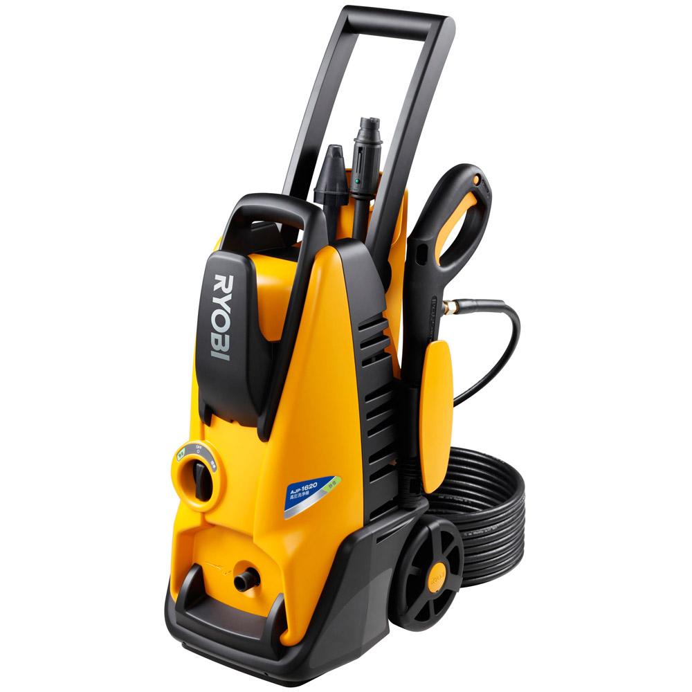 【20日限定クーポン配布中】リョービ 高圧洗浄機 AJP1620ASP 清掃機器 業務用 家庭用 ベランダ 静音 洗車