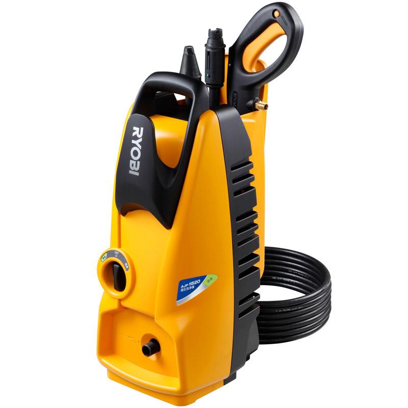 リョービ 高圧洗浄機 AJP1520A 清掃機器 業務用 家庭用 ベランダ 静音 洗車