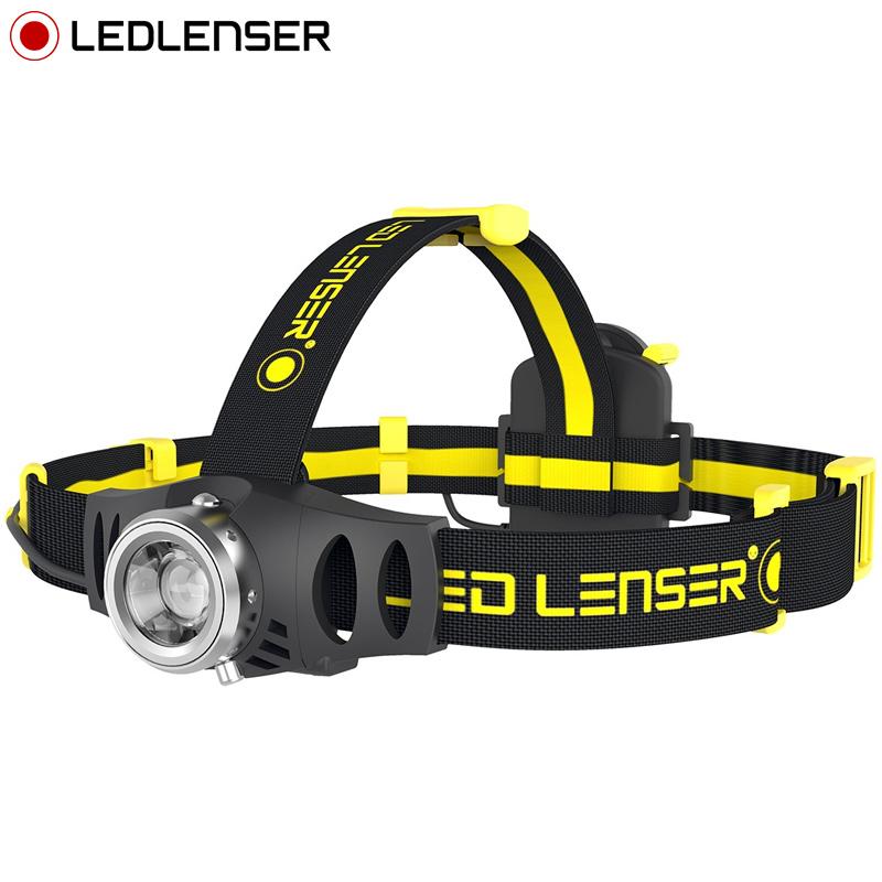 LED LENSER iH6R 5610-R レッドレンザー ledヘッドライト 懐中電灯 LED 防災グッズ アウトドア