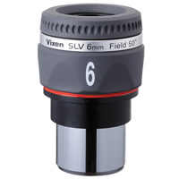 接眼レンズ 天体望遠鏡 ビクセン アイピース SLV6mm 天体望遠鏡用 オプションパーツ アクセサリー 接眼レンズ アイピース VIXEN ビクセン 子供