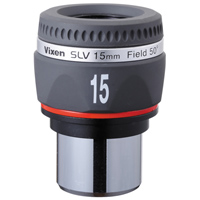 SLV接眼レンズ アイピース SLV15mm 37211-9 VIXEN 天体望遠鏡用 オプションパーツ アクセサリー 接眼レンズ アイピース VIXEN ビクセン