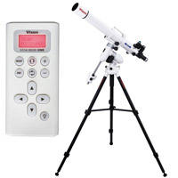 天体望遠鏡 AP-A81M・SM 39992-5 VIXEN ビクセン 天体 望遠鏡 天体観測 中級 長く使える 赤道儀 セット 三脚 子供