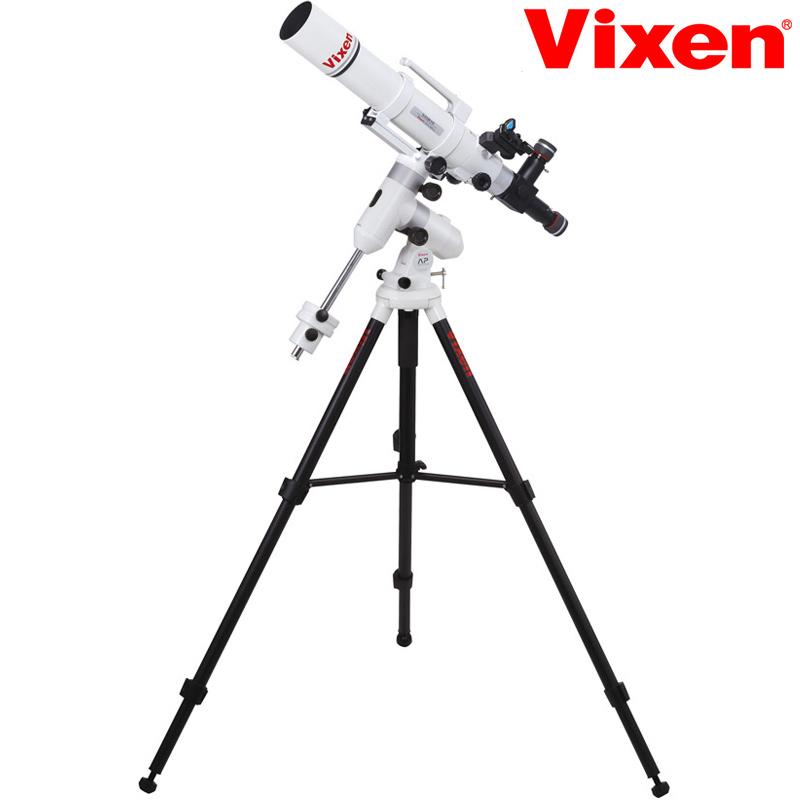 天体望遠鏡 ビクセン SD81S鏡筒搭載セット 81mm AP-SD81S 26162-8 VIXEN おすすめ 土星の輪 写真撮影 SDレンズ 赤道儀 三脚 セット