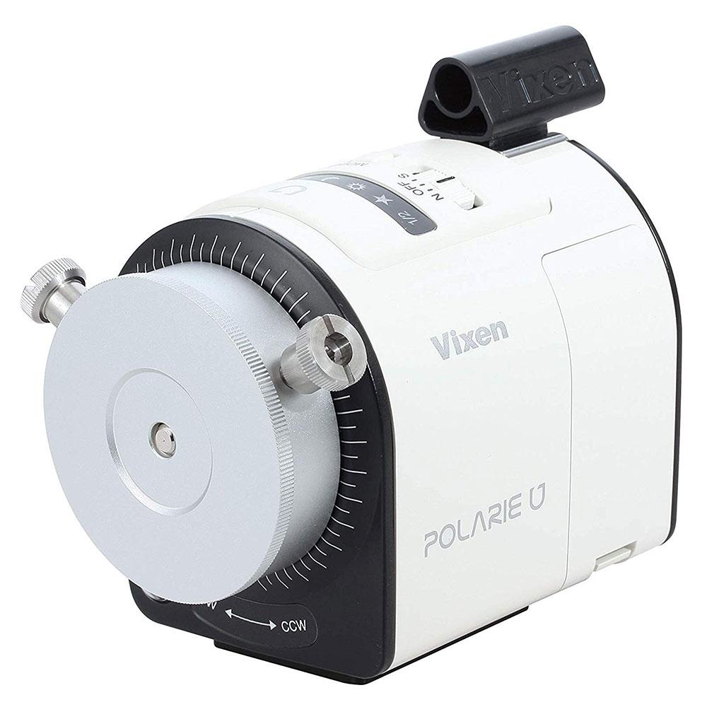 赤道儀 ポータブル 自動導入 星空雲台 ポラリエU 天体観測 天体撮影 星景写真 星空 撮影 星座 星座 ビクセン VIXEN