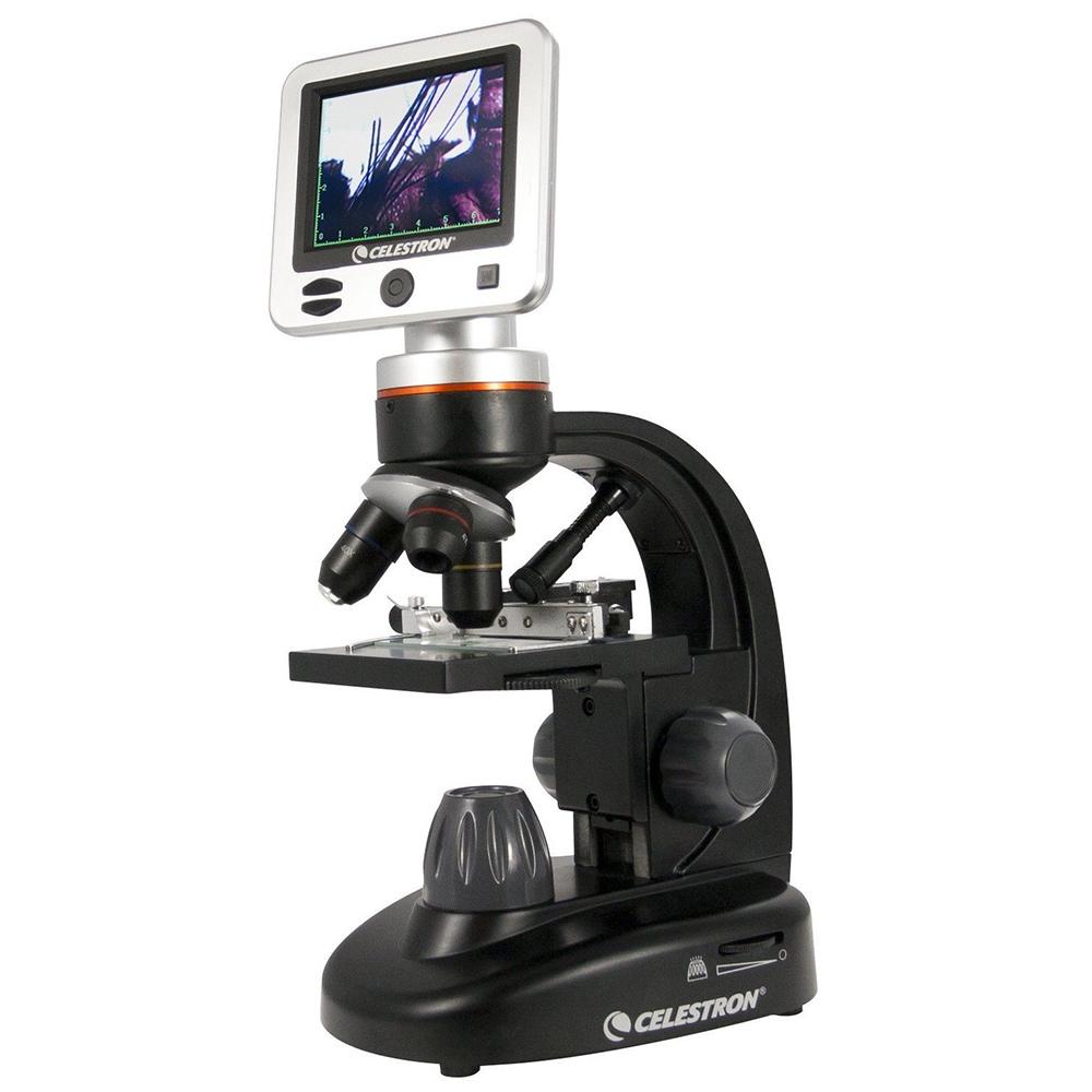 セレストロン 顕微鏡 LCD デジタル顕微鏡 II CELESTRON マイクロスコープ 画像 動画 撮影