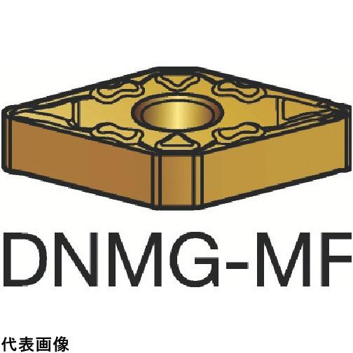サンドビック T-Max P 旋削用ネガ・チップ S05F [DNMG 15 04 08-MF S05F] DNMG150408MF 10個セット 送料無料