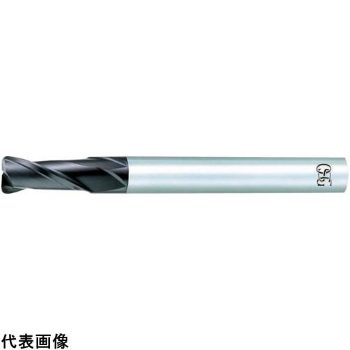 OSG 超硬エンドミル FX 2刃コーナRショート 8XR1 8543885 [FX-CR-MG-EDS-8XR1] FXCRMGEDS8XR1 販売単位:1 送料無料