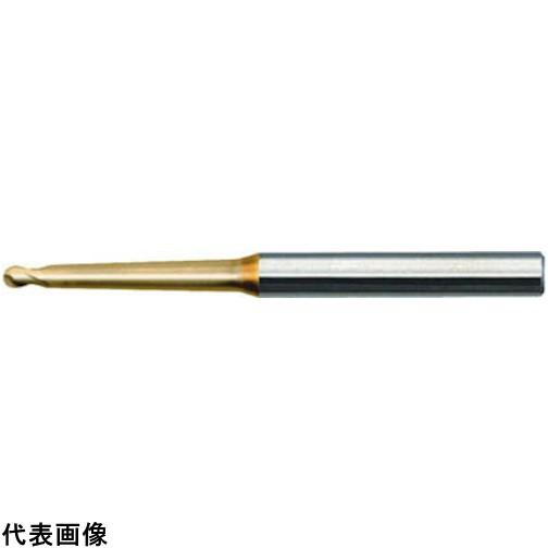 ユニオンツール 超硬エンドミル テーパネックボール R0.1×TN角0.3°X3 [HTNB20020301] HTNB20020301 販売単位:1 送料無料