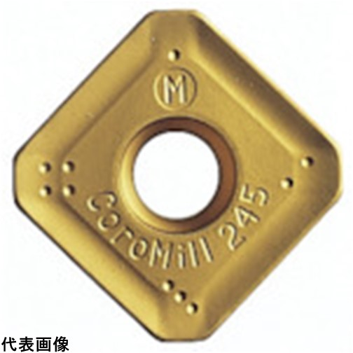 サンドビック コロミル245用チップ 2030 [R245-18 T6 M-MM 2030] R24518T6MMM 10個セット 送料無料
