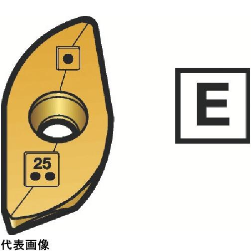 サンドビック コロミルR216ボールエンドミル用チップ 1025 [R216-25 04 M-M 1025] R2162504MM 10個セット 送料無料