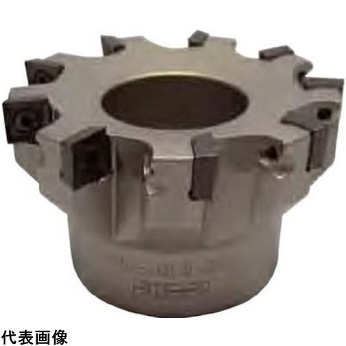 イスカル X フェースミル(ファインピッチ) [F90SPD80-FP10] F90SPD80FP10 販売単位:1 送料無料