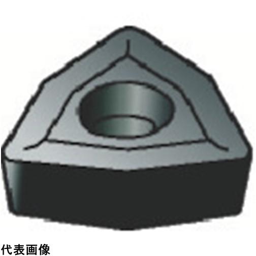 サンドビック コロマントUドリル用チップ H13A [WCMX 06 T3 08 R-53 H13A] WCMX06T308R53 10個セット 送料無料