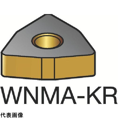 サンドビック T-Max P 旋削用ネガ・チップ 3210 [WNMA 08 04 08-KR 3210] WNMA080408KR 10個セット 送料無料