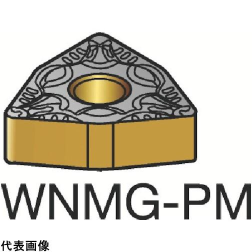 サンドビック T-Max P 旋削用ネガ・チップ 1525 [WNMG 08 04 08-PM 1525] WNMG080408PM 10個セット 送料無料