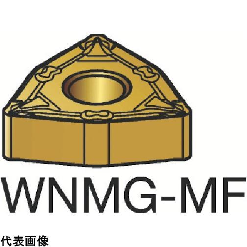 サンドビック T-Max P 旋削用ネガ・チップ 2015 [WNMG 08 04 08-MF 2015] WNMG080408MF 10個セット 送料無料
