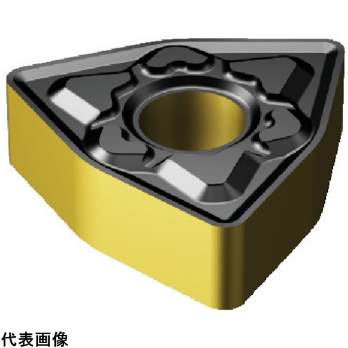 サンドビック T-Max P 旋削用ネガ・チップ 3210 [WNMG 08 04 12-KM 3210] WNMG080412KM 10個セット 送料無料