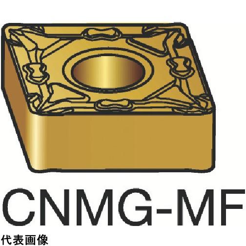 サンドビック T-Max P 旋削用ネガ・チップ 5015 [CNMG 12 04 08-MF 5015] CNMG120408MF 10個セット 送料無料