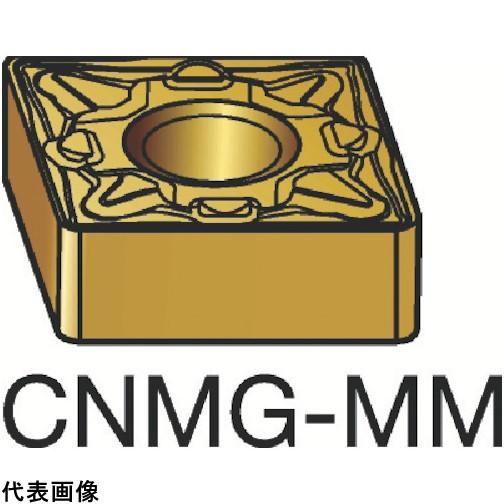 サンドビック T-Max P 旋削用ネガ・チップ 2025 [CNMG 19 06 16-MM 2025] CNMG190616MM 10個セット 送料無料
