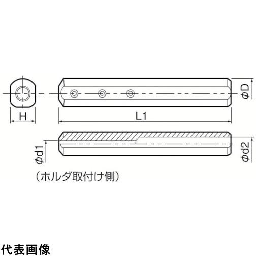 京セラ 内径加工用ホルダ [SH0516-100] SH0516100 販売単位:1 送料無料