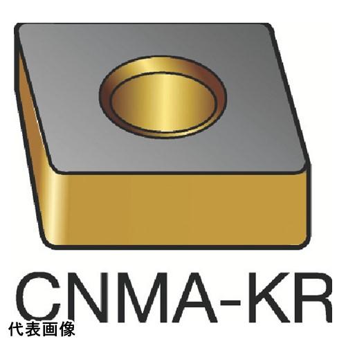 サンドビック T-Max P 旋削用ネガ・チップ 3215 3215 [CNMA 12 04 12-KR 3215] CNMA120412KR 10個セット 送料無料