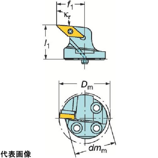 サンドビック コロターンSL コロターン107用カッティングヘッド [570-SVPBR-32-16-L] 570SVPBR3216L 販売単位:1 送料無料