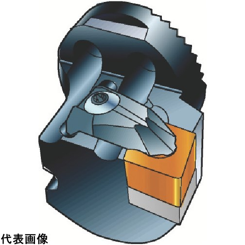 サンドビック コロターンSL コロターンRC用カッティングヘッド [570-DCLNR-40-12-L] 570DCLNR4012L 販売単位:1 送料無料