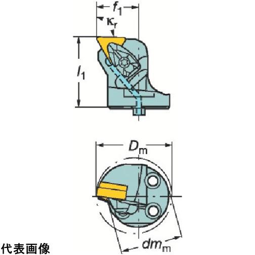 サンドビック コロターンSL コロターンRC用カッティングヘッド [570-DTFNL-40-16-L] 570DTFNL4016L 1個販売 送料無料