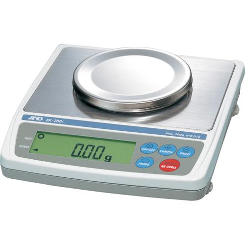 A&D パーソナル電子天びん0.01g/200g [EK200I] EK200I 販売単位:1 送料無料