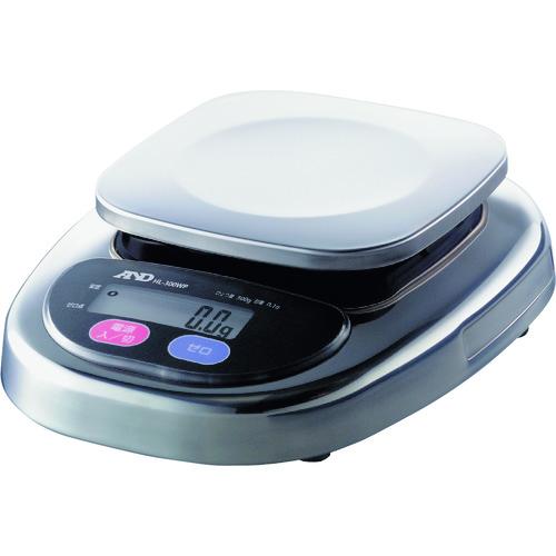 A&D 防塵・防水デジタルはかりウォーターボーイ0.1g/300g [HL300WP] HL300WP 販売単位:1 送料無料