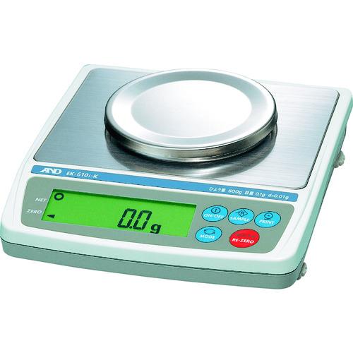 A&D パーソナル電子天びんハイレゾリューション0.01g/600g [EK610I] EK610I 販売単位:1 送料無料