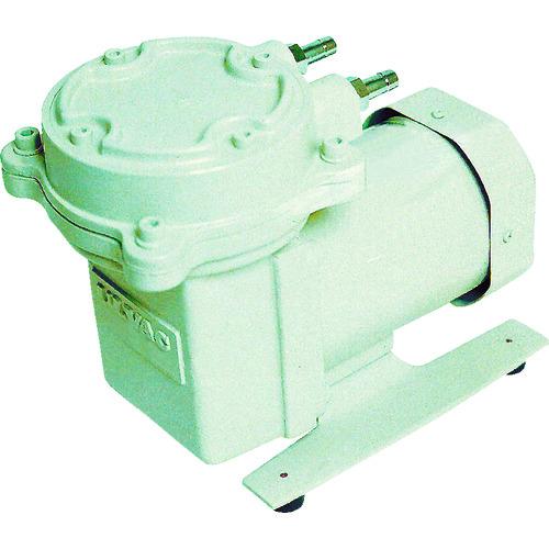 ULVAC 単相100V ダイアフラム型ドライ真空ポンプ 全幅142mm [DAP-30] DAP30 販売単位:1 送料無料
