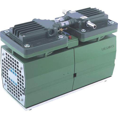 ULVAC 単相100V ダイアフラム型ドライ真空ポンプ [DA-120S] DA120S 販売単位:1 送料無料