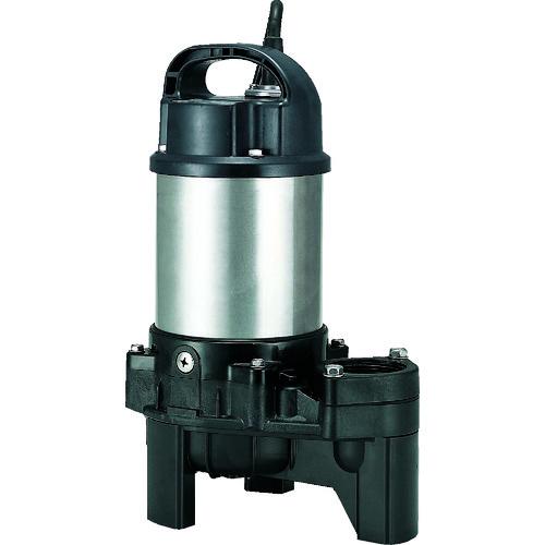 ツルミ 樹脂製汚物用水中ハイスピンポンプ 50Hz [50PU2.4S 50HZ] 50PU2.4S 販売単位:1 送料無料