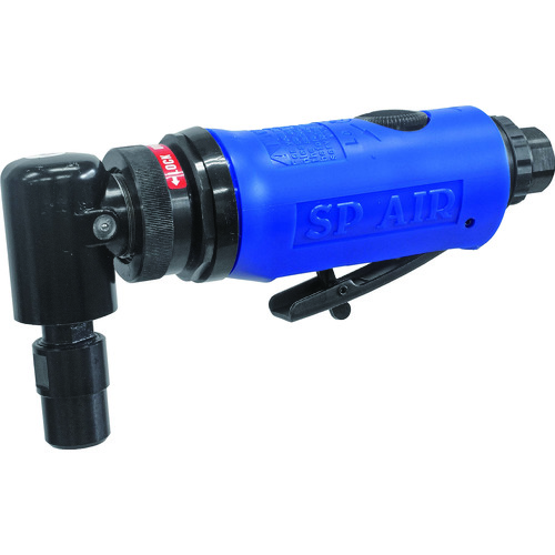 SP 首振りダイグラインダー90°(アングルヘッドタイプ) [SP-7201RH] SP7201RH 販売単位:1 送料無料