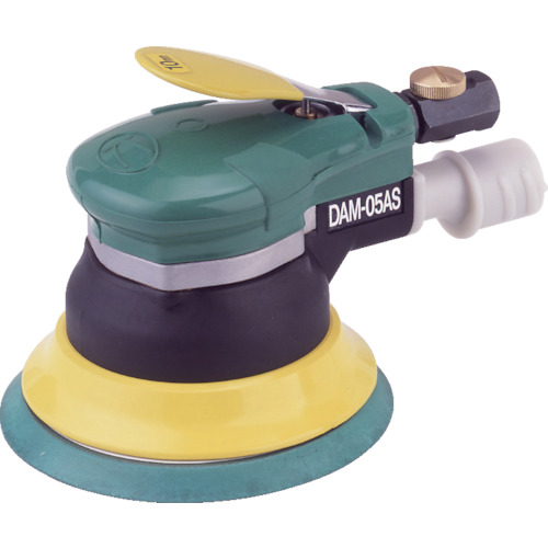 空研 吸塵式デュアルアクションサンダー(マジック) [DAM-05ASB] DAM05ASB 販売単位:1 送料無料