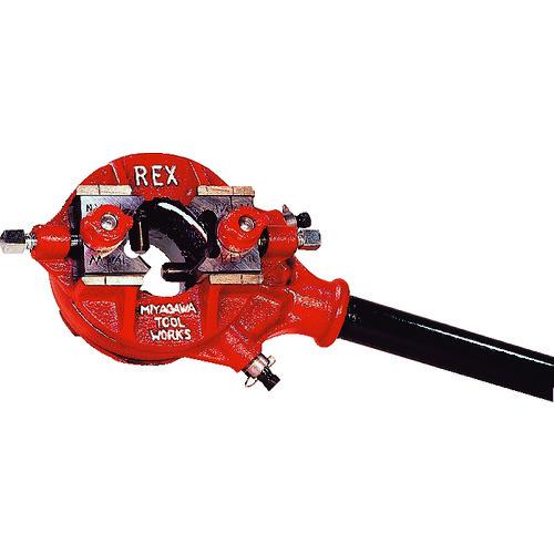 REX ベビーリード型パイプねじ切器 2R3 [2R3] 2R3 販売単位:1 送料無料