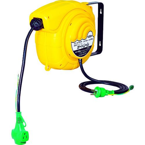 日動 自動巻きリール オートリール 100V 3芯×10m [AL-E103N] ALE103N 販売単位:1 送料無料