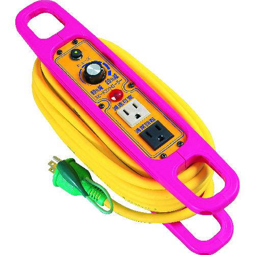 日動 ハンドリール スピコンハンドリール 100V アース付 10m [SH-E102] SHE102 販売単位:1 送料無料