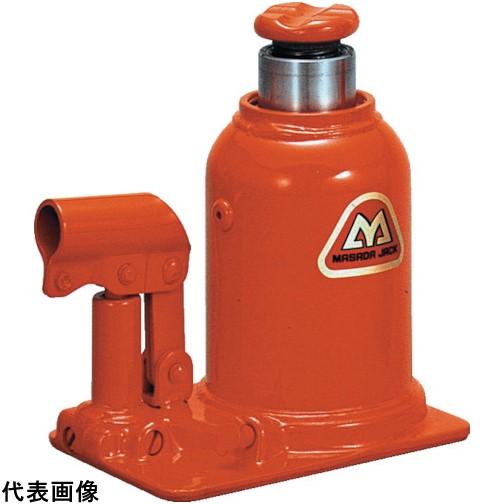 マサダ 標準オイルジャッキ 15TON [MHB-15] MHB15 販売単位:1 送料無料