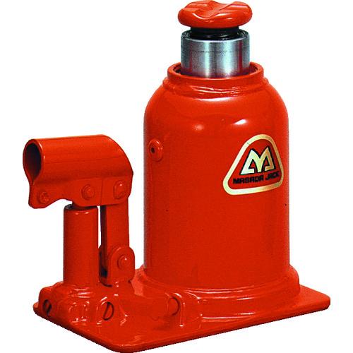 マサダ 標準オイルジャッキ 10TON [MHB-10] MHB10 販売単位:1 送料無料