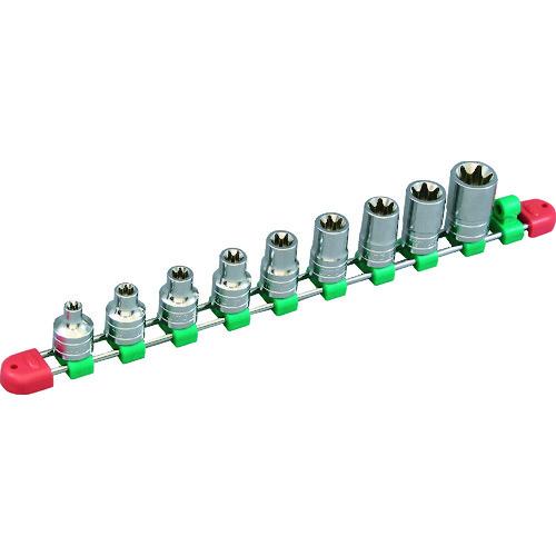 KTC 12.7sq.E型トルクスレンチセット[9コ組] [TB4E09] TB4E09 販売単位:1 送料無料
