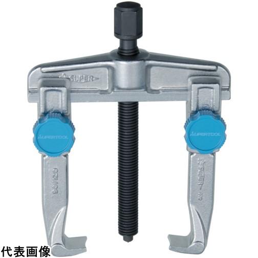 スーパー スライド式ギャープーラ(爪の届く長さ:160) [GS160] GS160 販売単位:1 送料無料
