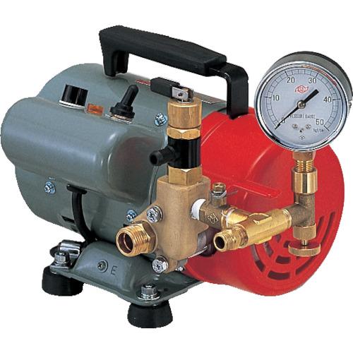 寺田 水圧テストポンプ 電動式 [PP-401T] PP401T 販売単位:1 送料無料