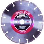 22パイ(湿式) [AC-10-22] 10インチ 送料無料 ダイヤモンド土木用ブレード AC1022 エビ 販売単位:1